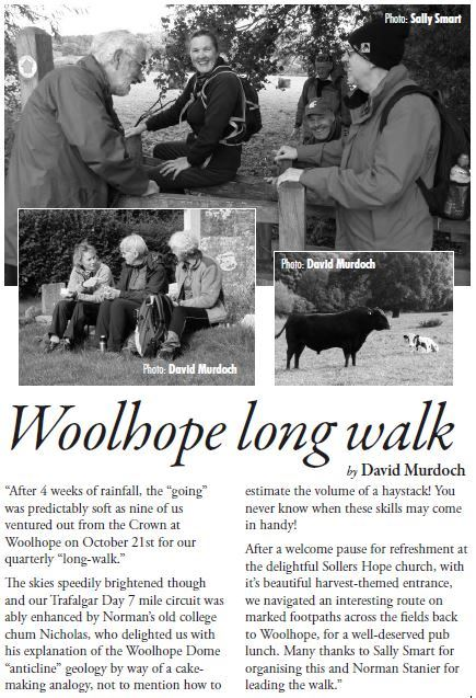 Woolhope long walk by David Murdoch